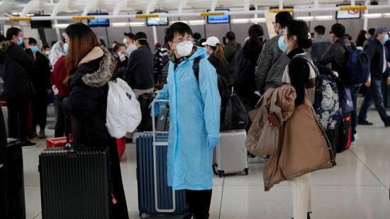 China vuelve a no registrar ninguna transmisión local de coronavirus pero confirma 54 casos importados