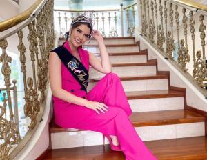 La Miss Ecuador anuncia que tiene el coronavirus Covid-19