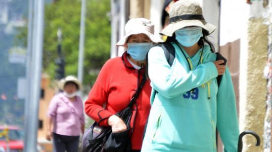 La cifra de casos de coronavirus en Ecuador asciende a 1.823 confirmados y 48 fallecidos
