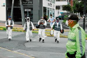 COVID-19 cobra su primera víctima en la provincia de Manabí