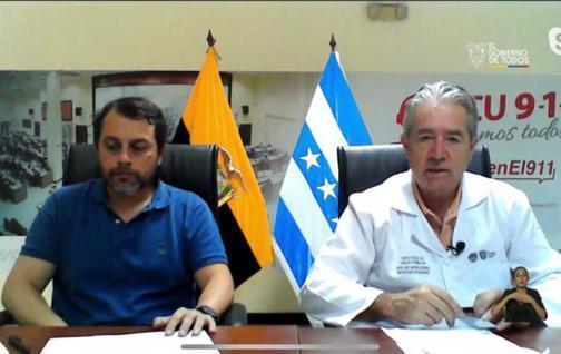 Ecuador recibirá la próxima semana 200.000 pruebas para detectar el COVID-19