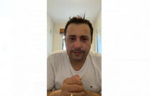 Médico manabita con coronavirus pide en redes sociales que oren por él