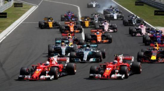Siete equipos de la F1 se unen para fabricar 10.000 respiradores en el Reino Unido