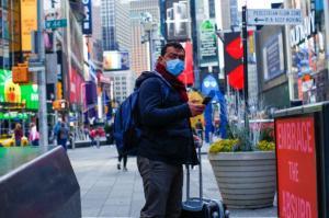 Nueva York multará a los que no respeten el distanciamiento social