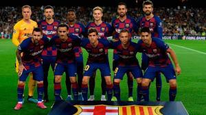 Los futbolistas del FC Barcelona aceptan rebaja y aportarán para que empleados cobren el 100%