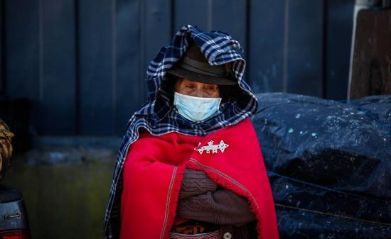 Ecuador reporta 1.962 casos de coronavirus y 60 fallecidos