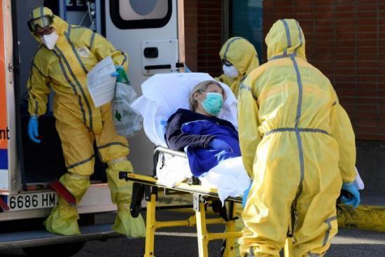 España registra un nuevo máximo en número de fallecidos por coronavirus