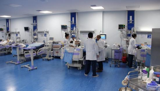 Hospital con más de 130 camas en Guayas será sólo para pacientes de COVID-19