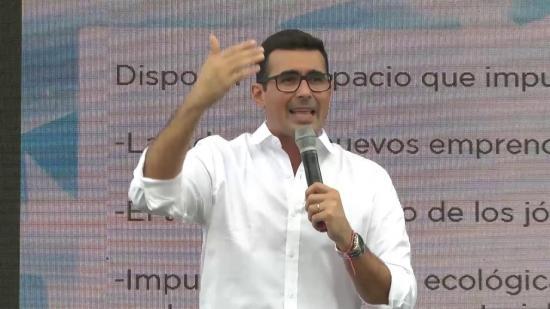 'Pronto llegaremos a los mil decesos en Guayaquil', advierte concejal Andrés Guschmer