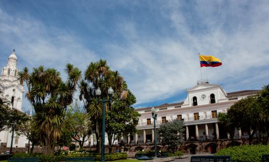 Ecuador respalda iniciativa de EE.UU. para Gobierno transitorio en Venezuela