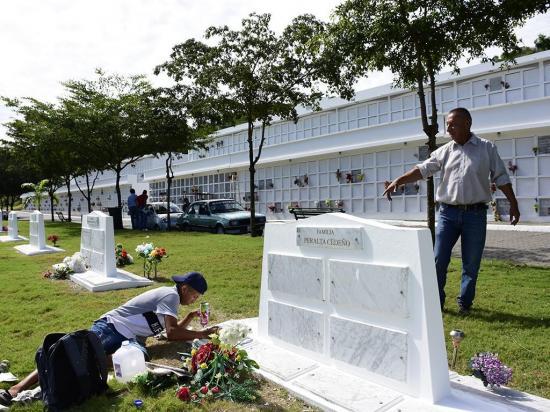 Personas fallecidas deben ser sepultadas en un lapso de cuatro horas