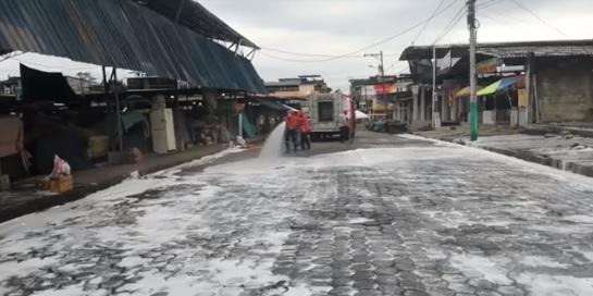 El mercado de El Carmen cerrará dos días a la semana
