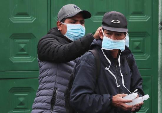 Ecuador registra 2.748 casos positivos de coronavirus y 93 fallecidos