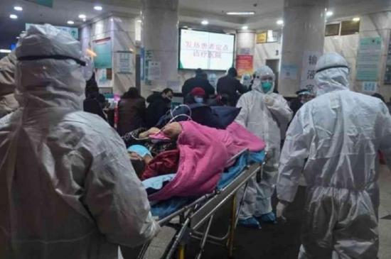El Reino Unido registra un récord de 563 muertos por COVID-19 en un día