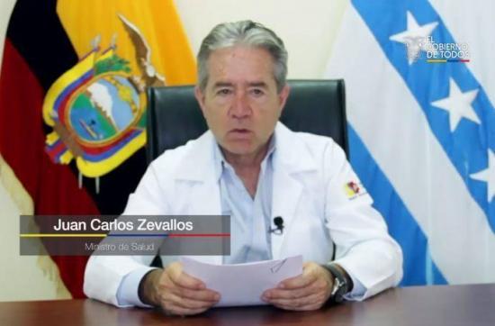 Banco Mundial le entrega 20 millones de dólares a Ecuador para atender la emergencia sanitaria