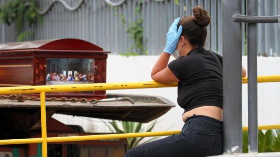 Ecuador registra 3.163 casos positivos de coronavirus y 120 fallecidos