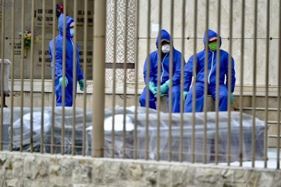 CIDH está consternada por las dificultades para sepultar cuerpos en Guayaquil