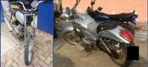 Policía retiene motos en Rocafuerte y Portoviejo