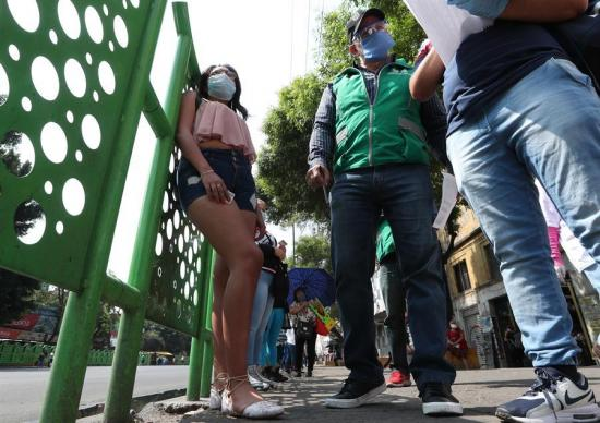 México entrega apoyo financiero a sexoservidoras ante crisis del COVID-19