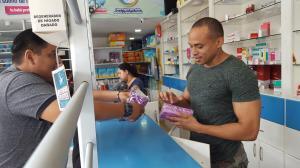Escasea la acetaminofén en las farmacias de Portoviejo