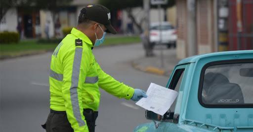 Hoy, sábado 4 de abril de 2020, circulan carros de placa terminada en 4, 5 y 6
