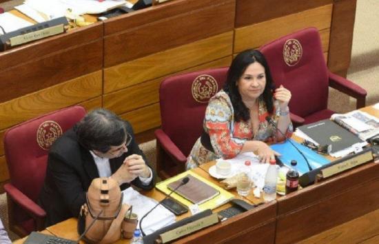 Presidente del Congreso paraguayo exige renuncia de senadora contagiada con coronavirus