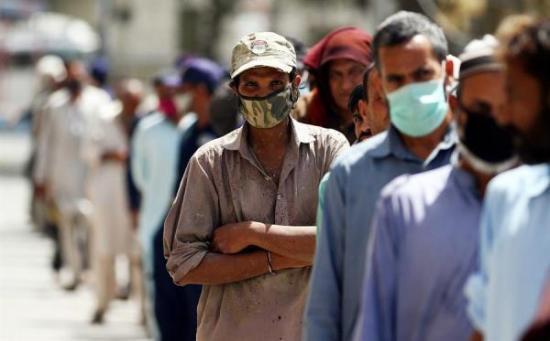 Más de 82.000 nuevos casos diarios de coronavirus elevan el total mundial a 1,13 millones