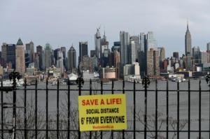 EE.UU. supera los 10.000 fallecidos por el COVID-19