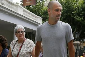 Fallece con coronavirus la madre de Pep Guardiola