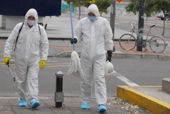 Doce cantones de Manabí ya registran casos de coronavirus Covid-19