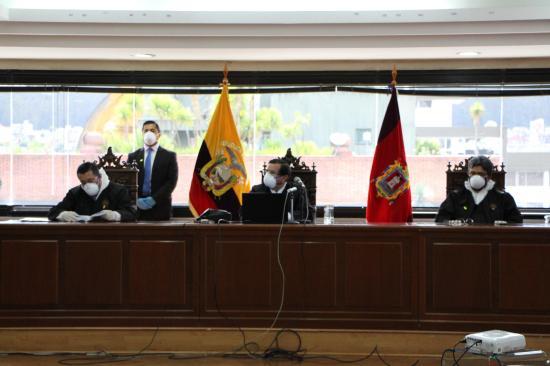 Exasesoras de Carondelet recibieron sentencias menores por colaborar con la justicia