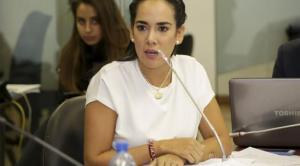 Viviana Bonilla tras conocer sentencia dice que por ahora se dedicará a cuidar a su familia
