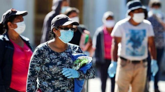 Ecuador registra 3.995 casos positivos de coronavirus y 220 fallecidos
