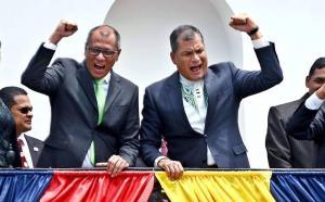 Caso Sobornos: Tribunal dicta ocho años de prisión para Correa y Glas