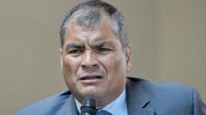 Rafael Correa tras sentencia: 'Lo que dicen los jueces es mentira, no han probado nada'