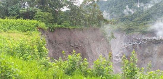 Gobierno de Ecuador crea comité de crisis por derrame de crudo en la Amazonía