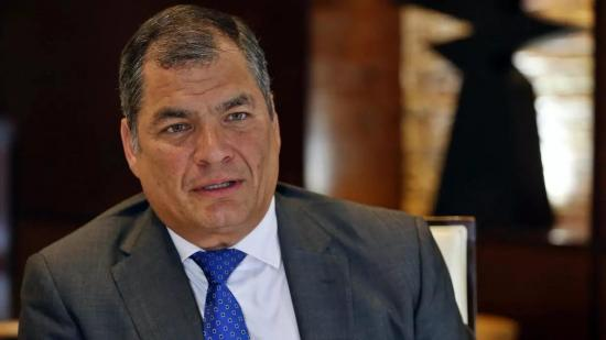 Correa dice que apoyaría a Jaime Nebot para que lidere la emergencia sanitaria