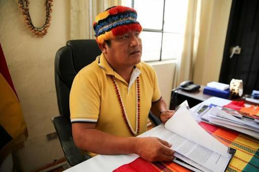 Organización indígena pide a CIDH medida cautelar contra Estado ecuatoriano