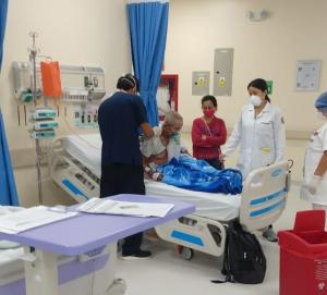 PORTOVIEJO: 30 médicos del hospital Verdi Cevallos están en aislamiento