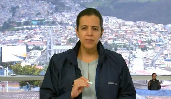 Ecuador registra 4.965 casos positivos de coronavirus y 272 fallecidos