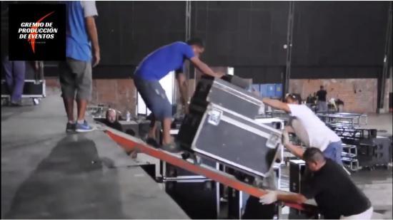 Gremio de producción de eventos pide ayuda al Gobierno durante la cuarentena