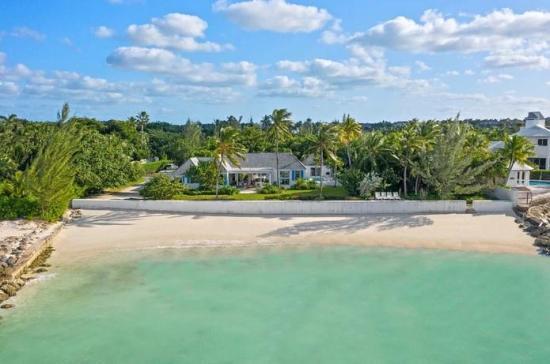 A la venta la casa en Bahamas donde veraneó la princesa Diana de Gales