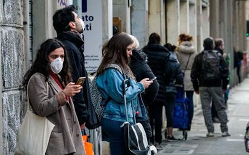 Italia estira su bloqueo hasta el 3 de mayo pero abrirá algunos negocios