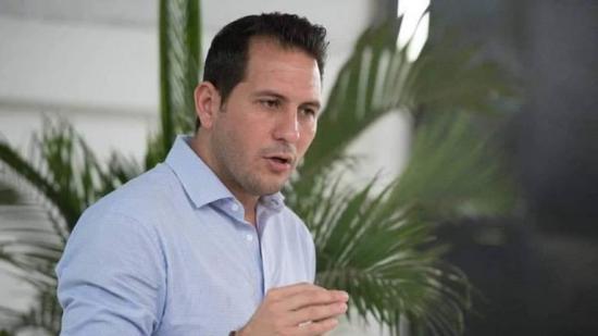 Gobernador de Manabí recibe alta médica tras cumplir tiempo de aislamiento