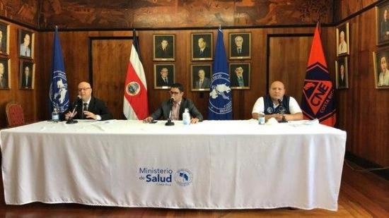 Costa Rica suma 577 casos de COVID-19 y pide replegarse porque aún hay riesgo