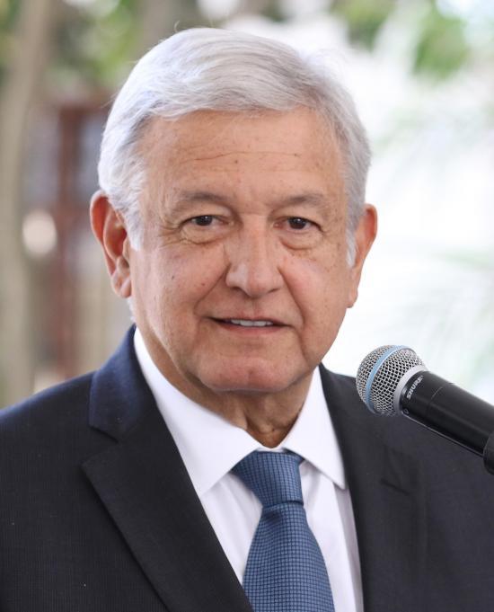 López Obrador dice que México da 'lección al mundo' en lucha contra Covid-19