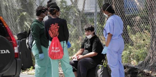 Casos confirmados en Florida aumentan a 18.986 y muertes a 458 por Covid-19