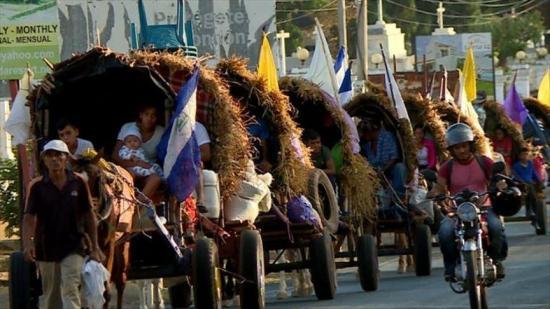 Nicaragua desafía al Covid-19 con conciertos, bailes y falsos sacerdotes