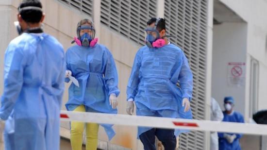 Ecuador registra 7.257 casos positivos de coronavirus