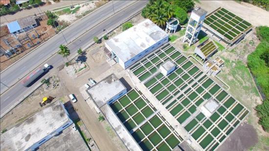 Casas de salud de Manta son priorizadas en dotación de agua